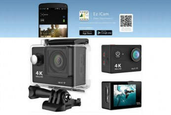 EKEN H9 Ultra HD 4K Action Camera review