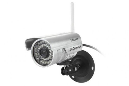 Sricam SP013 review: budget surveillance camera