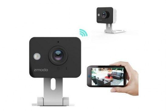 Zmodo ZM – SH75D001 Mini WiFi Security Camera Review
