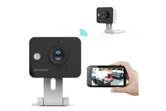 Zmodo ZM - SH75D001 Mini WiFi Security Camera Review