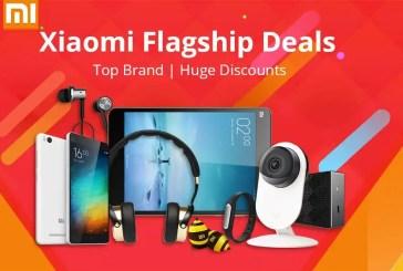 Big Xiaomi deals! Action cams, smartphones, cctv, earphones