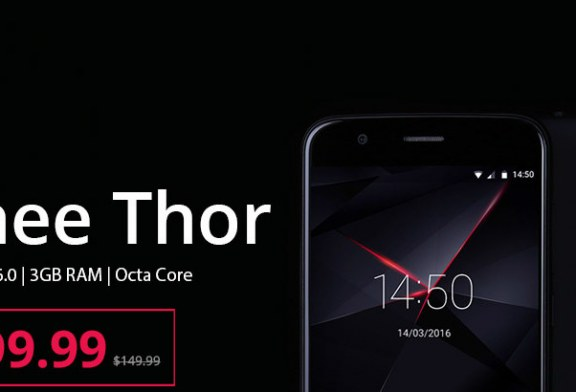Vernee Thor Flash Sale – 4G, android 6, 5″, Octacore, 3GB Ram