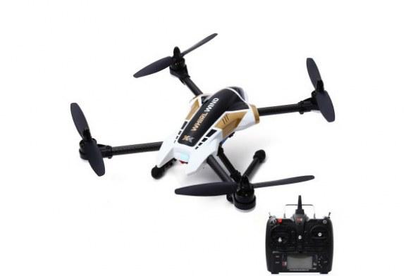 XK X251 2.4G RC Quadcopter RTF review