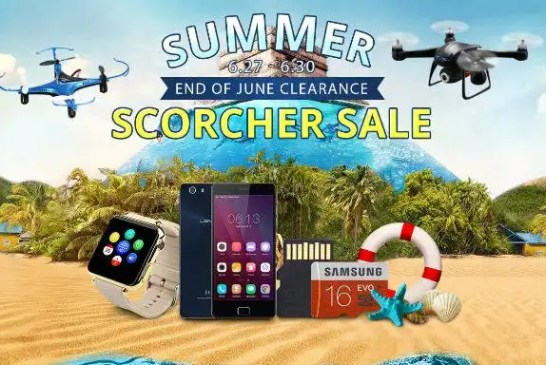 Summer clearance @ Everbuying