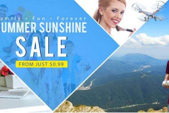 Summer deals @ Gearbest