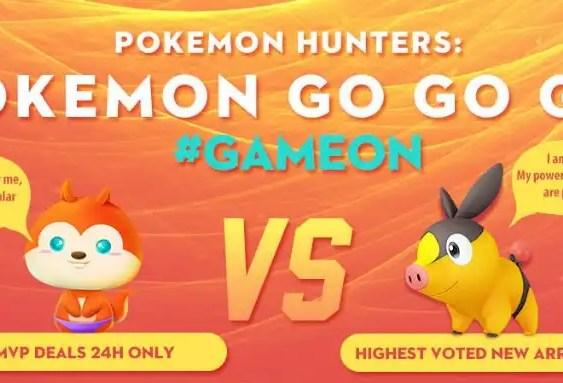 Pokemon Go promotion