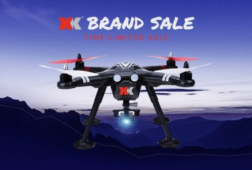 XK drone promotions and giveaway