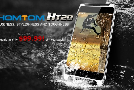 Homtom HT20 overview