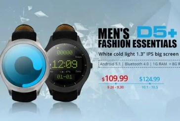 D5 smartwatch special promotion