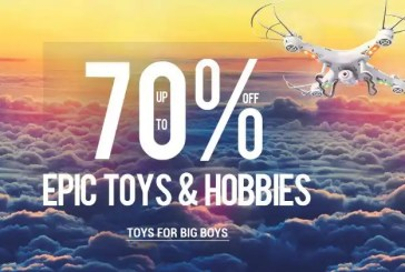 Huge drone promotion from Gearbest