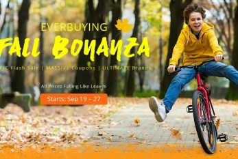 Fall sales @ Everbuying