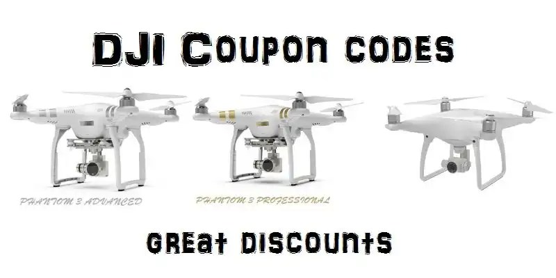 Great DJI Phantom 3 & 4 coupons for 11 11 promotion
