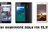 Best selling smartphones for 11.11