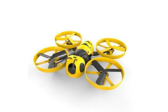 FuriBee F90 90mm Wasp Mini RC Racing Quadcopter
