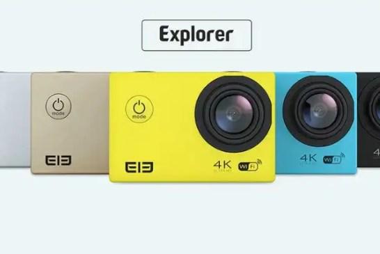 Elephone ELE Explorer overview