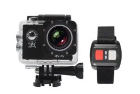 Camfere Action Camera with remote control for 40€ - review