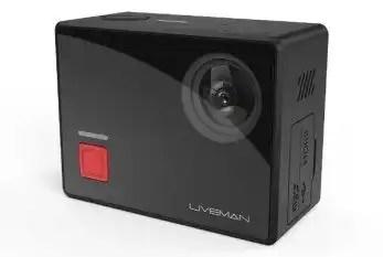 Lesports Liveman C1 – 4K Action Camera review