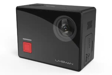 Lesports Liveman C1 - 4K Action Camera review