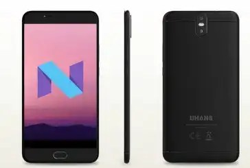 UHANS Max 2 review – 4G Phablet with 6.44″ screen