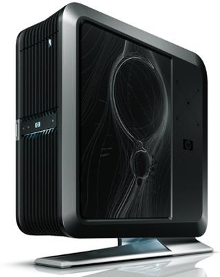 HP Blackbird