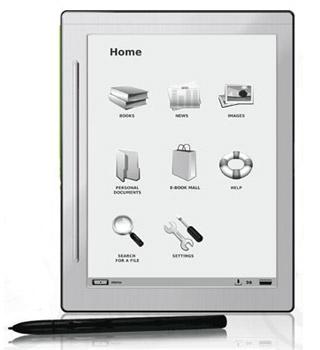 iRex rolls out DR800SG e-Book Reader - TechGadgets