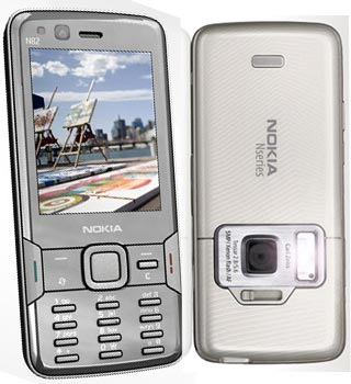 Nokia N82 Camera Phone for Photographers launched