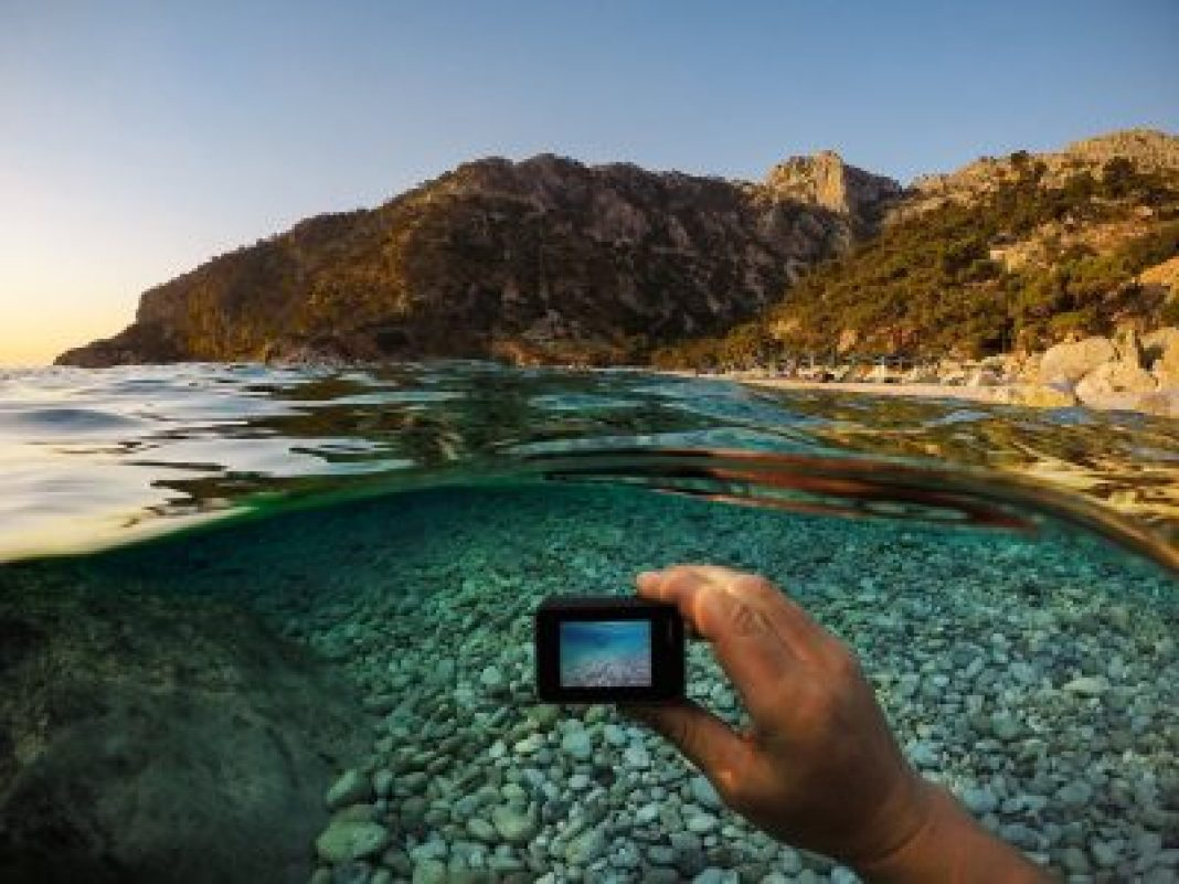 Best selling action camera