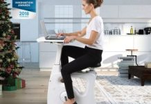 Flexispot Exercise Desk Bike review