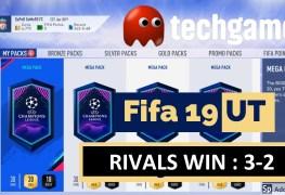 FIFA 19 WIN TEMPLATE YOUTUBE