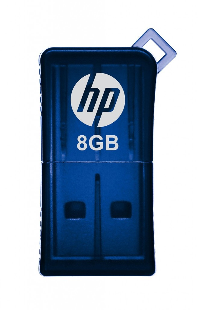 HP 8GB v165w USB 2.0 Flash Drive