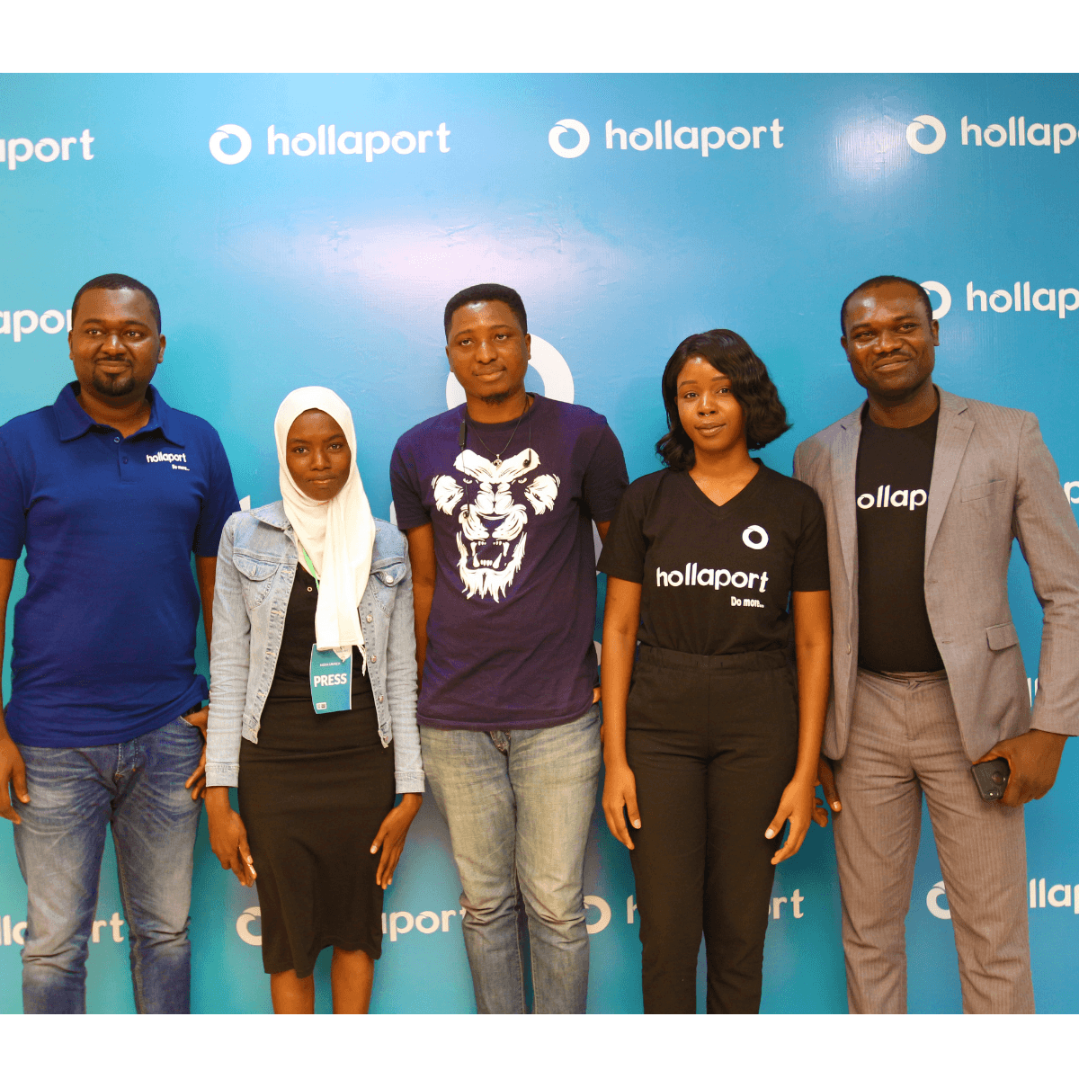 Hollaport media launch