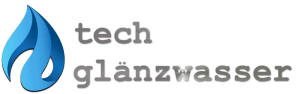 tech glanzwasser logo