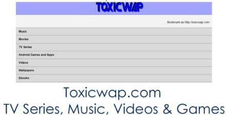 Toxicwap Series | Download TV Series | Movies | Music - TechGlob