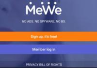 MeWe mod Apk