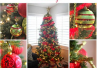 Christmas tree decoration Walmart won't exceed your Budget