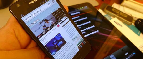 Goondu DIY: check your smartphone's mobile data usage
