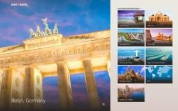 Bing Travel app