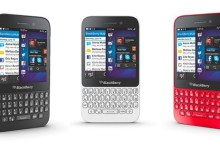 BlackBerry shows off a few surprises at BlackBerry Live conference