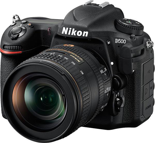 Nikon D500 1
