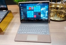 Hands on: HP Spectre Folio has leather but it's also a serious convertible laptop