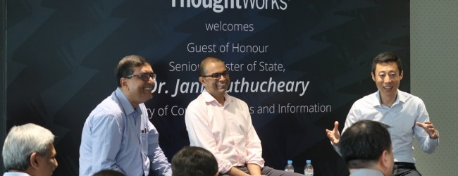 """Singapore looks to """"sandboxes"""" to test out new innovations"""