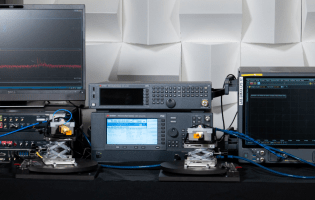 Sub-terahertz channel sounding using a new sub-THz testbed for 6G research