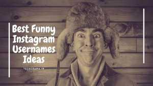 550+ Best Funny Instagram Usernames Ideas (2021)