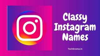 Best Unique Classy Instagram Names For Boys And Girls, Classy Instagram Usernames, Classy Instagram Names Indian, Instagram Fancy Names, Unique IG Names
