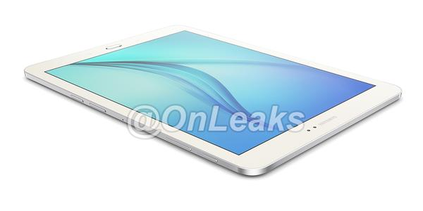 Samsung Galaxy Tab S2 leaked image