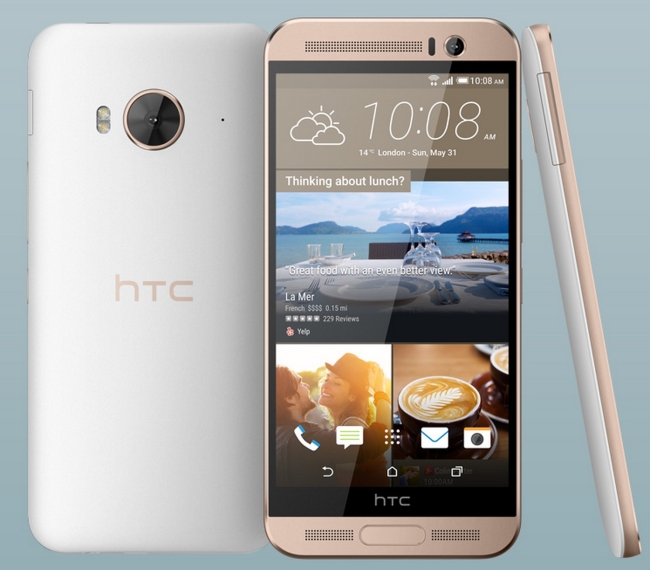 First HTC Smartphone with finger print and 2k display HTC One ME