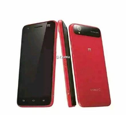 Huawei Nexus 6 Back Copy from ZTE Model