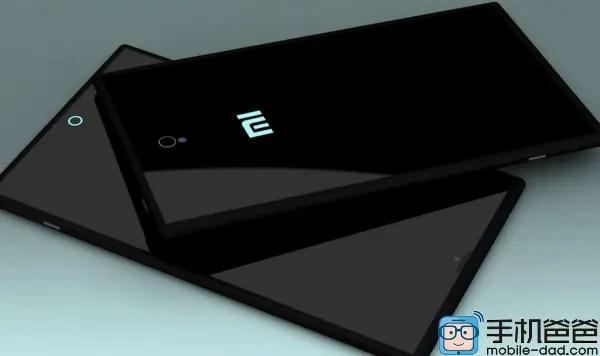 Xiaomi Mi Note 2 with Finger Print Sensor