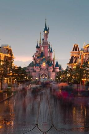 Disneyland in Paris phone backgrounds wallaper