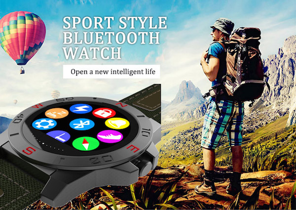 N10 smart outdoor sport watch